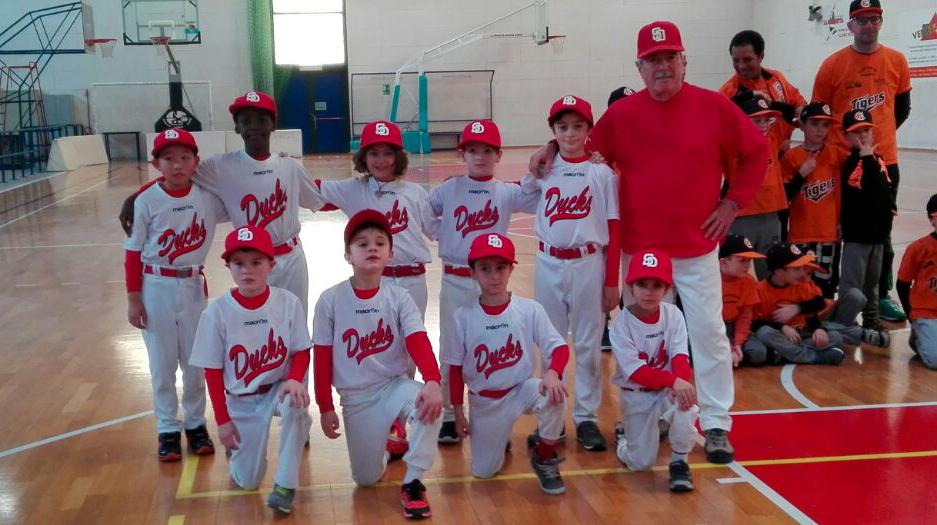 Mini baseball 2018