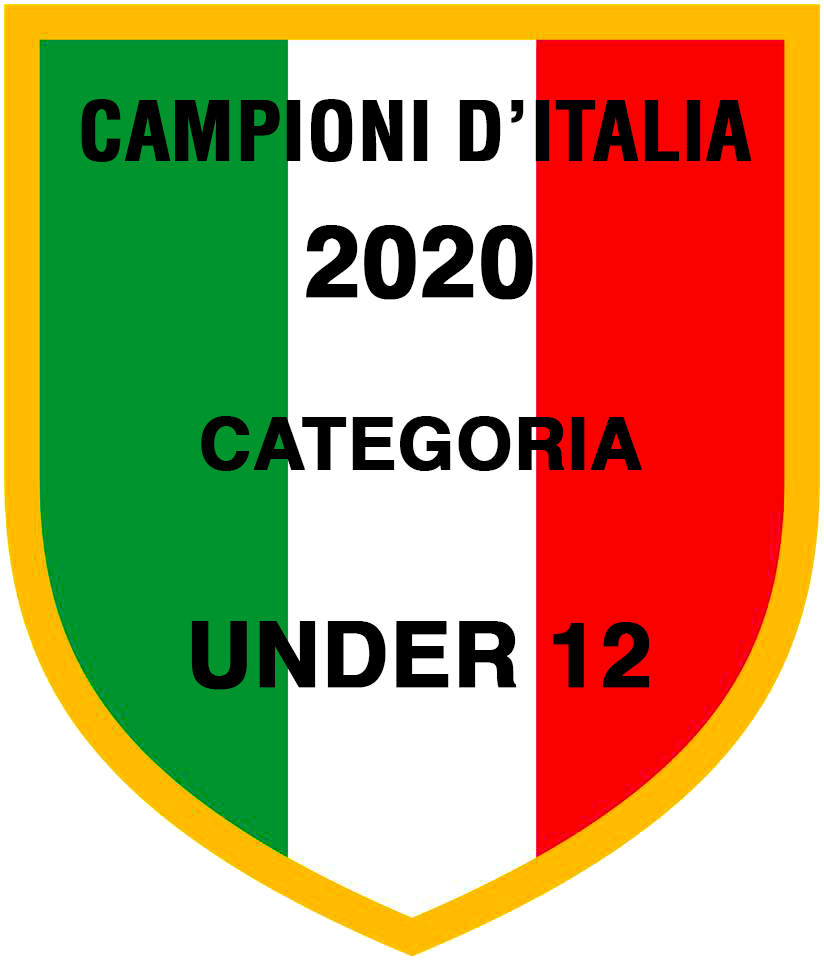 Campioni d'Italia Under 12 2020 baseball
